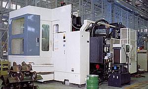 機械加工ライン